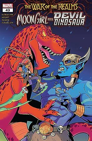 Moon Girl and Devil Dinosaur (2015-) #43