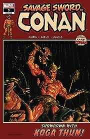 Savage Sword Of Conan (2019-) #5