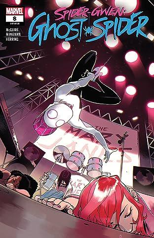Spider-Gwen: Ghost-Spider (2018-2019) #8