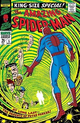 Amazing Spider-Man (1963-1998) Annual #5