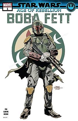 Star Wars: Age Of Rebellion - Boba Fett (2019) #1