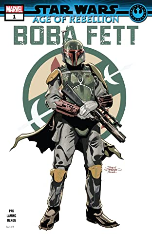 Star Wars: Age Of Rebellion - Boba Fett (2019) No.1