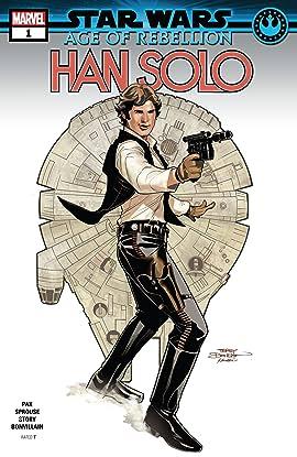 Star Wars: Age Of Rebellion - Han Solo (2019) #1