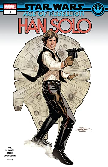 Star Wars: Age Of Rebellion - Han Solo (2019) No.1