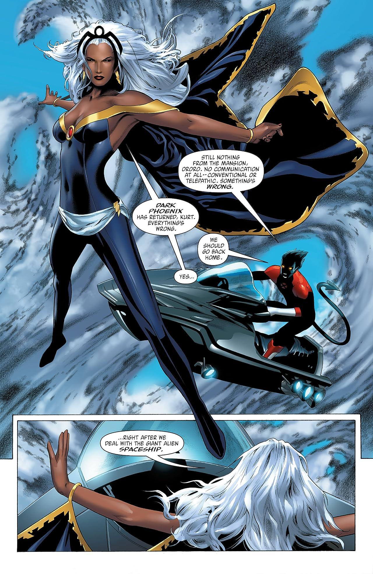 X-Men: Phoenix Endsong #3