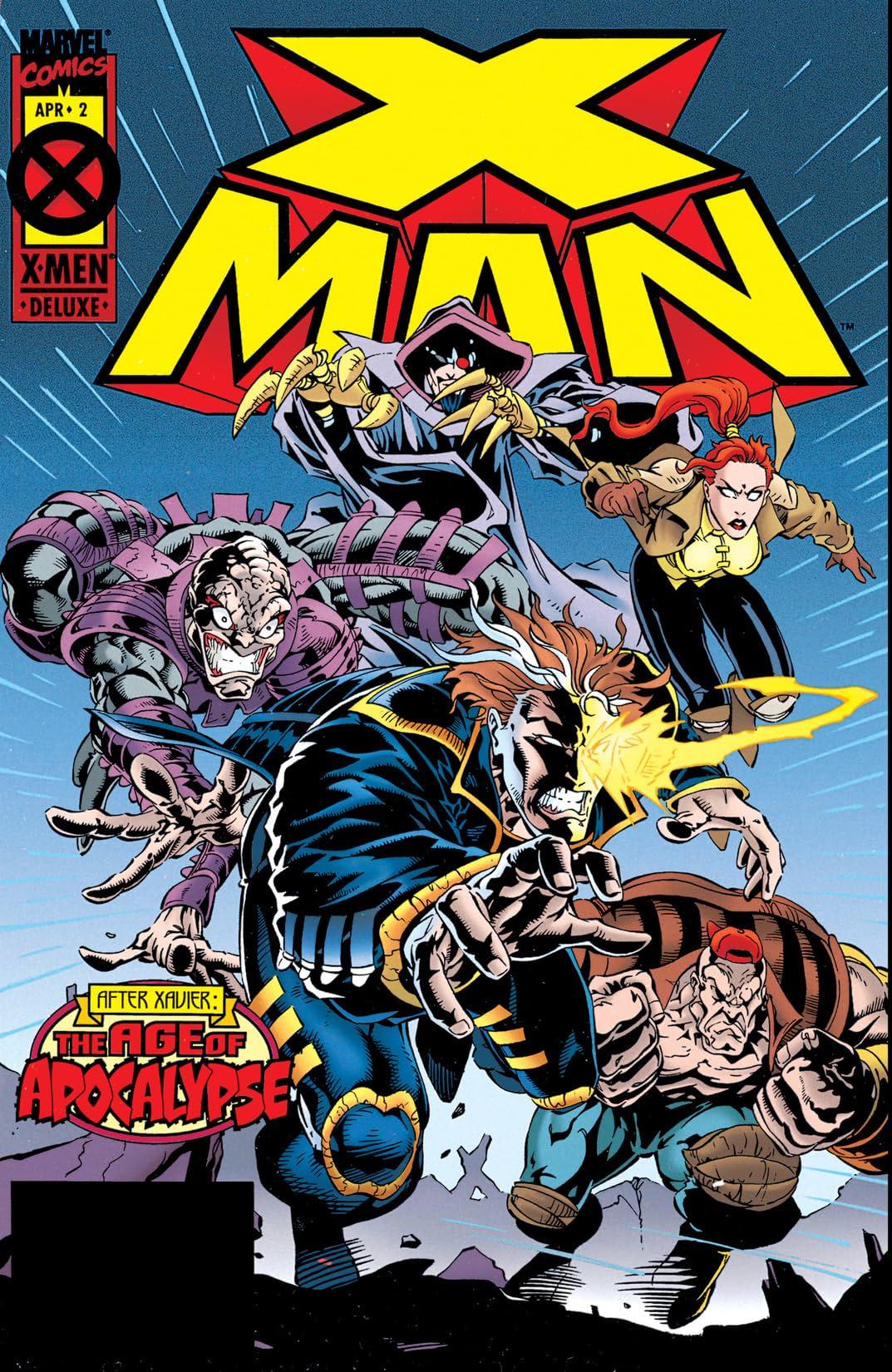 X-Man (1995-2001) #2
