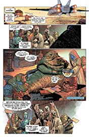 Star Wars: Age Of Rebellion - Jabba The Hutt (2019) No.1