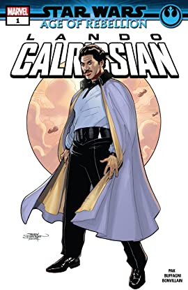 Star Wars: Age Of Rebellion - Lando Calrissian (2019) No.1