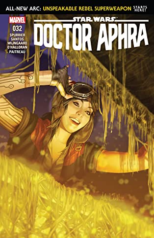 Star Wars: Doctor Aphra (2016-) #32