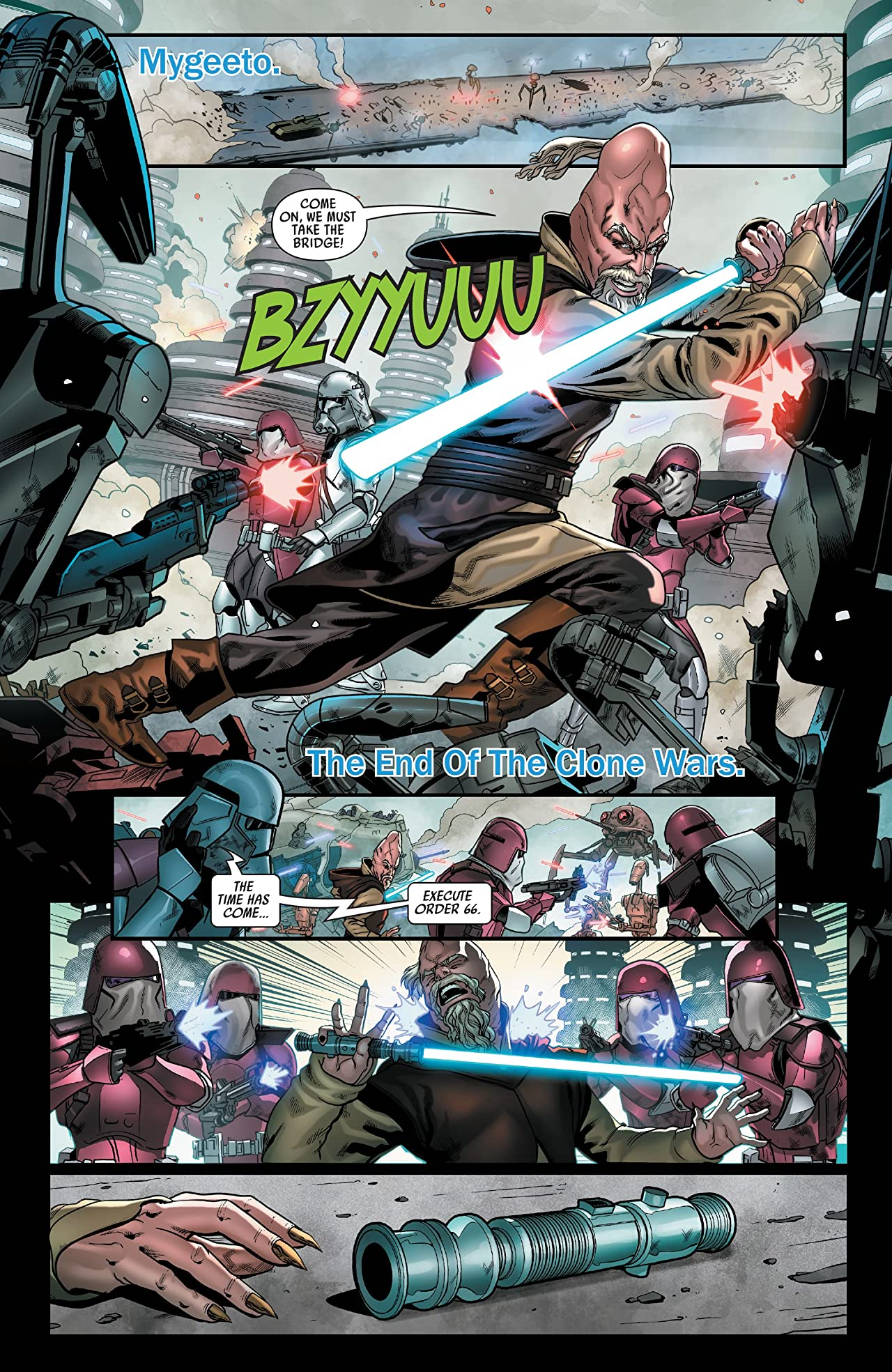 Star Wars: Galaxy's Edge (2019) #2 (of 5)