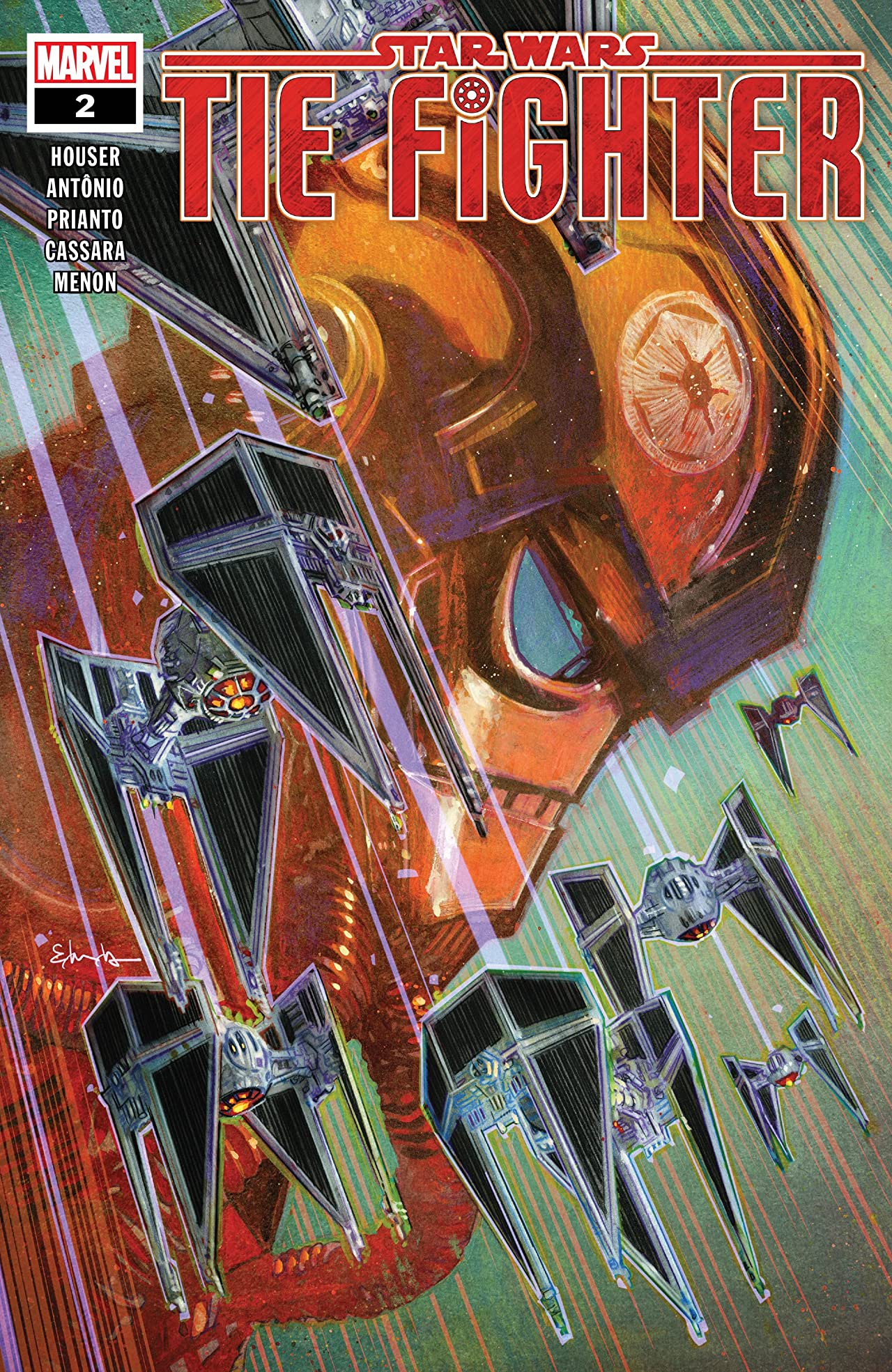 Star Wars: Tie Fighter (2019) #2 (of 5)