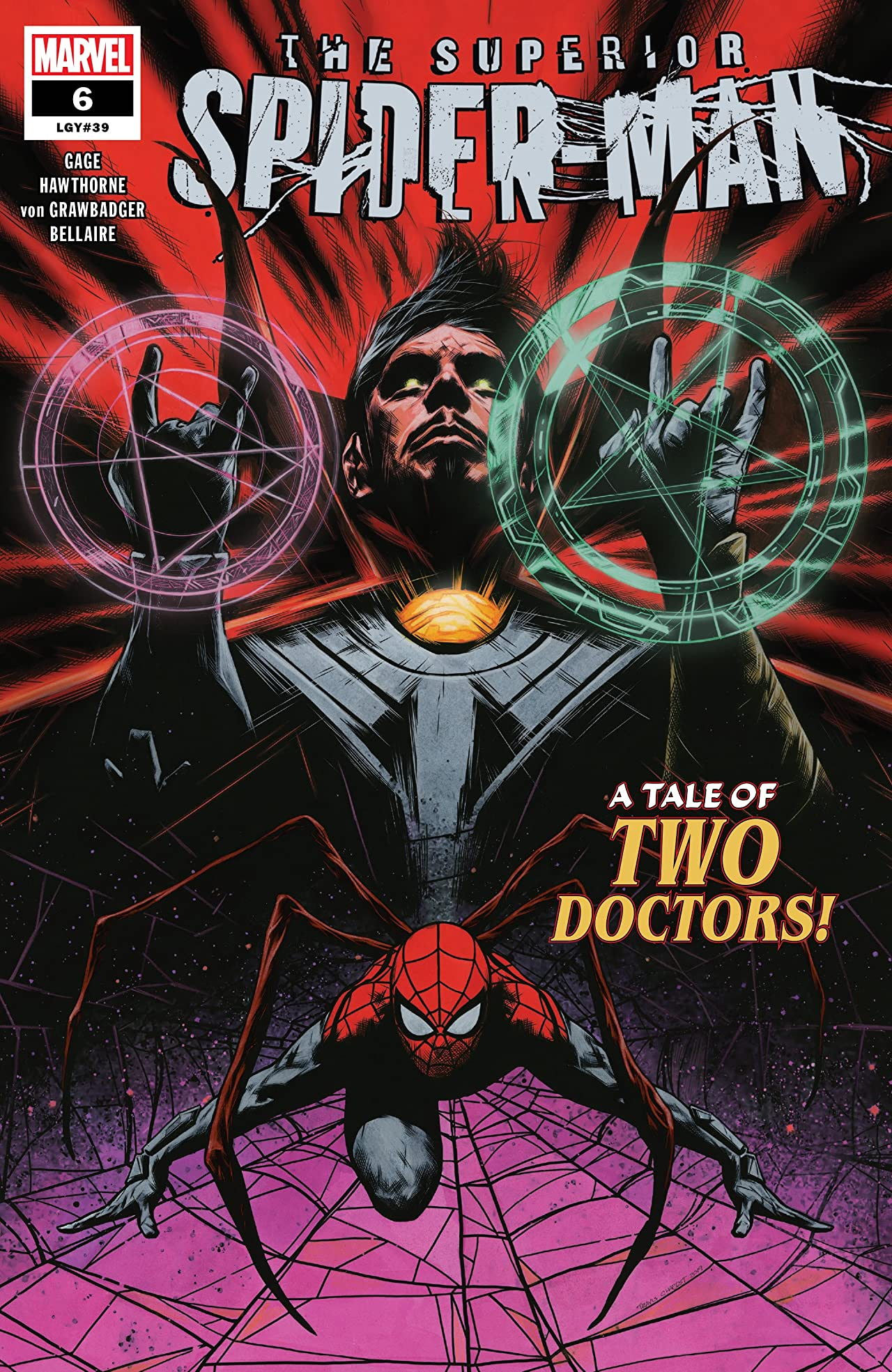 Superior Spider-Man (2018-2019) #6