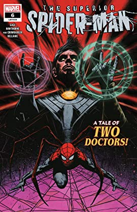 Superior Spider-Man (2018-2019) #6