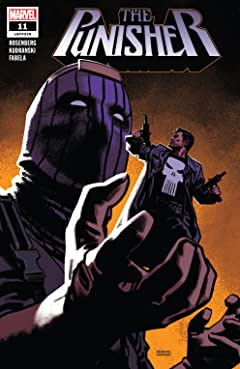 The Punisher (2018-) #11