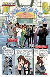The Unstoppable Wasp (2018-2019) #8