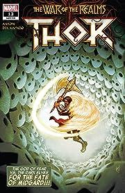 Thor (2018-2019) #13