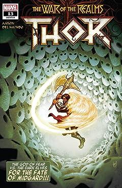Thor (2018-) #13