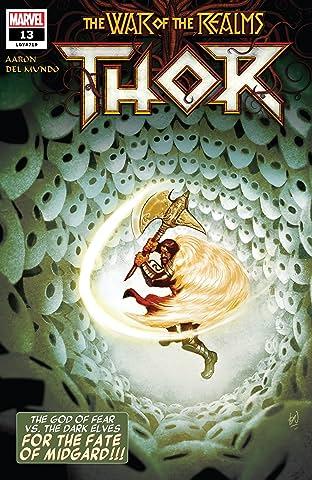 Thor (2018-2019) No.13