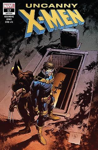Uncanny X-Men (2018-) No.17