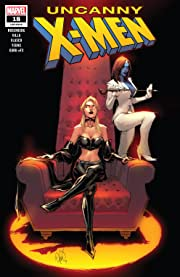 Uncanny X-Men (2018-2019) #18