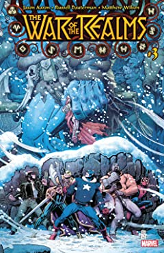 War Of The Realms (2019) No.3 (sur 6)