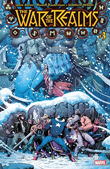 War Of The Realms (2019-) #3 (of 6)