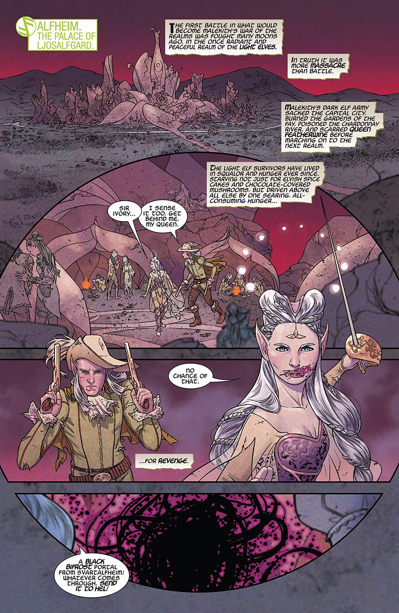 War Of The Realms (2019) #4 (of 6)