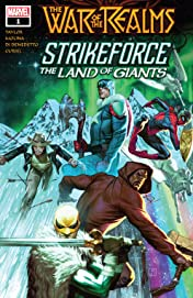 War Of The Realms Strikeforce: The Land Of Giants (2019) No.1