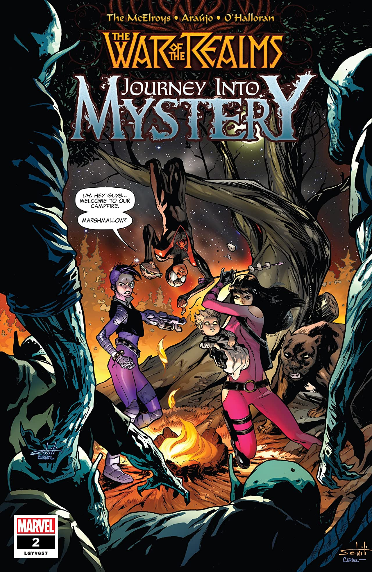 War Of The Realms: Journey Into Mystery (2019) No.2 (sur 5)