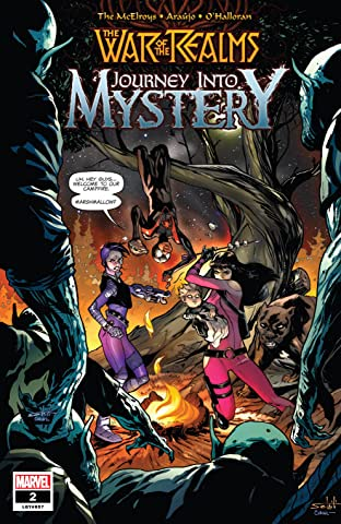 War Of The Realms: Journey Into Mystery (2019) #2 (of 5)