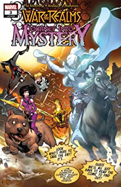 War Of The Realms: Journey Into Mystery (2019) #3 (of 5)
