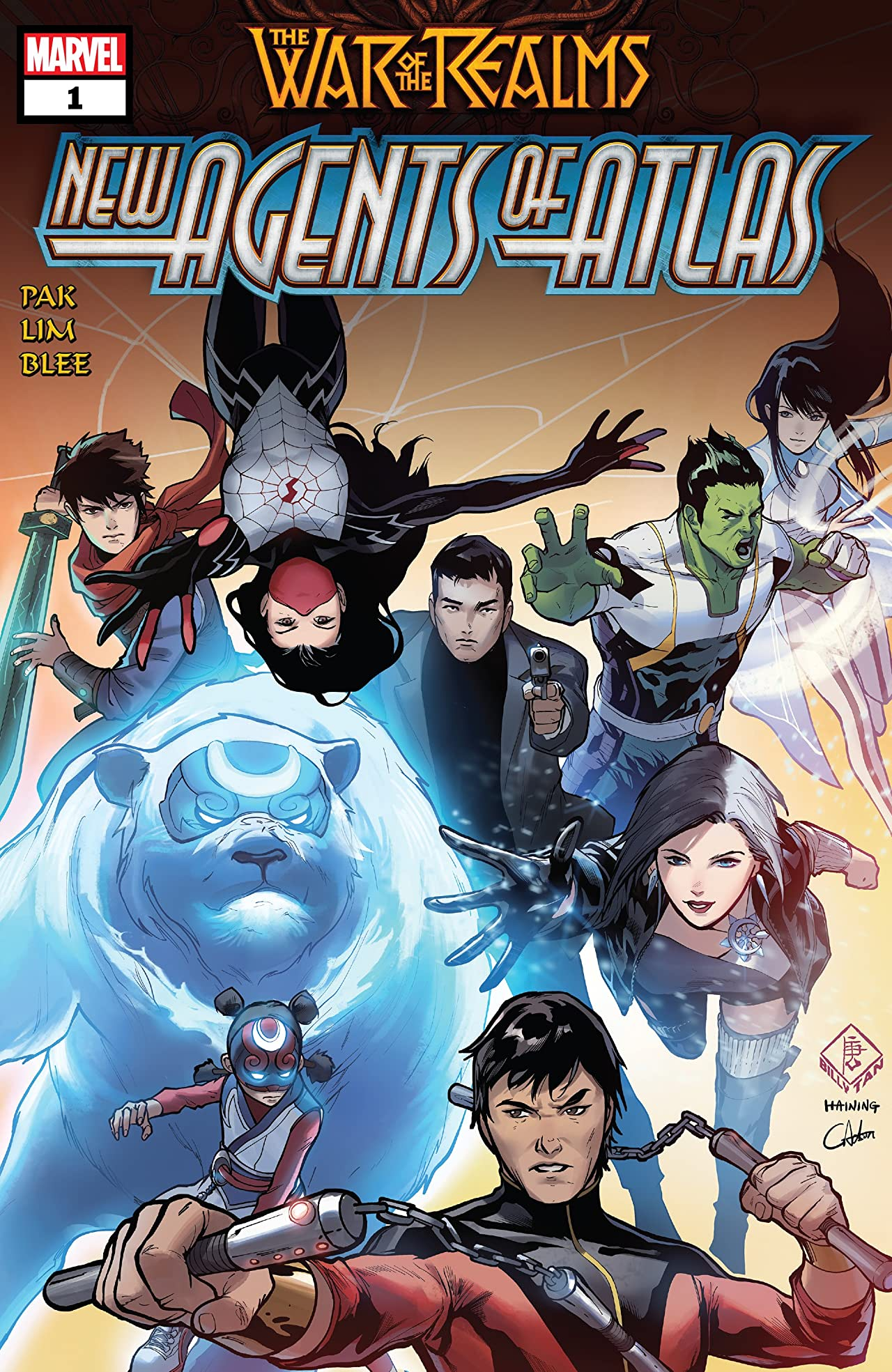 Image result for war of the realms new agents of atlas