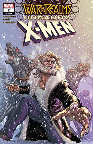 War Of The Realms: Uncanny X-Men (2019-) #2 (of 3)