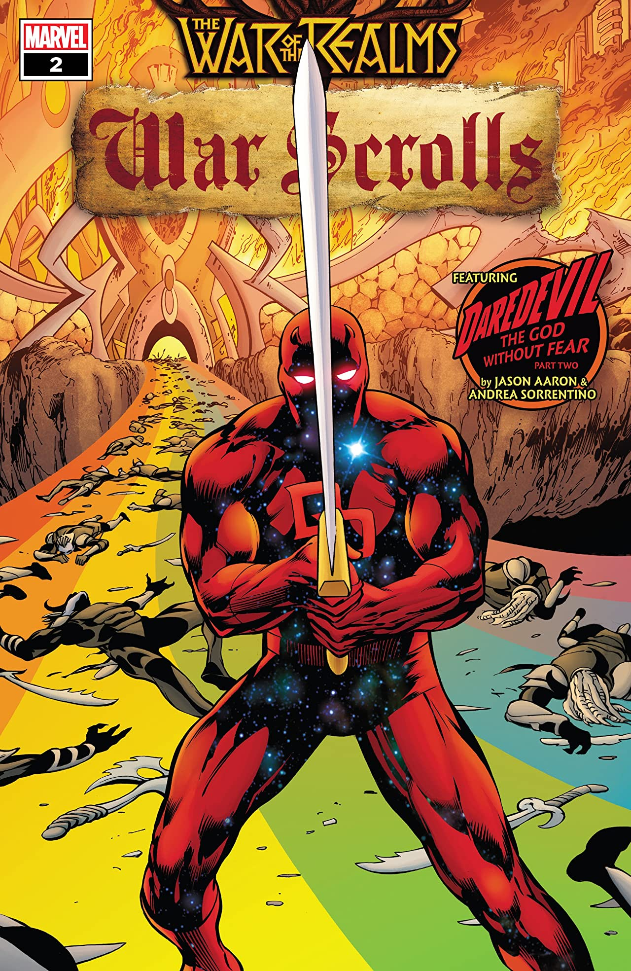 War Of The Realms: War Scrolls (2019-) No.2 (sur 3)