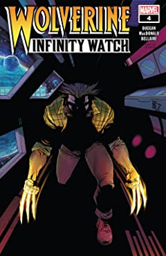 Wolverine: Infinity Watch (2019) #4 (of 5)