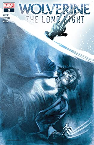 Wolverine: The Long Night Adaptation (2019) #5 (of 5)