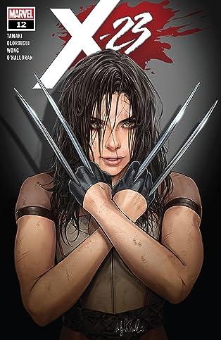 X-23 (2018-2019) #12