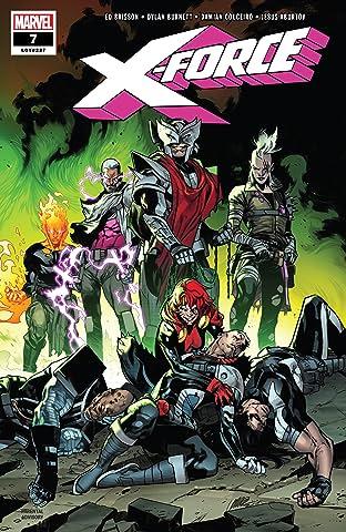 X-Force (2018-2019) #7