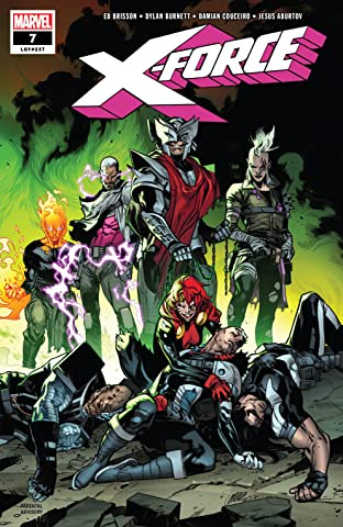 X-Force (2018-2019) No.7