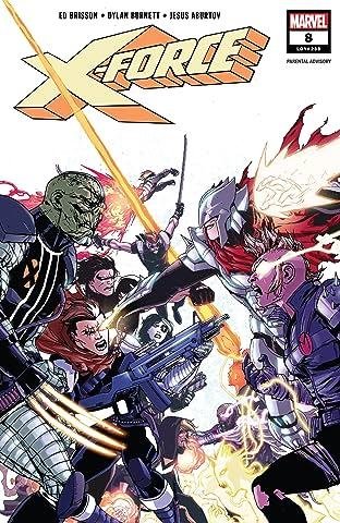 X-Force (2018-2019) No.8