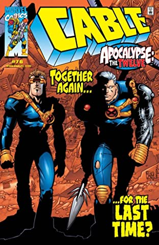 Cable (1993-2002) #76