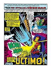 Invincible Iron Man Masterworks Vol. 12
