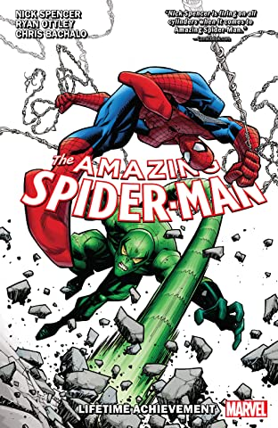 Amazing Spider-Man by Nick Spencer Tome 3: Lifetime Achievement