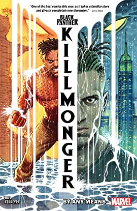 Black Panther: Killmonger - By Any Means