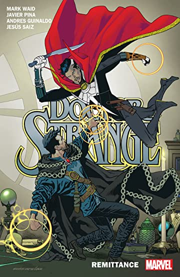Doctor Strange by Mark Waid Tome 2: Remittance
