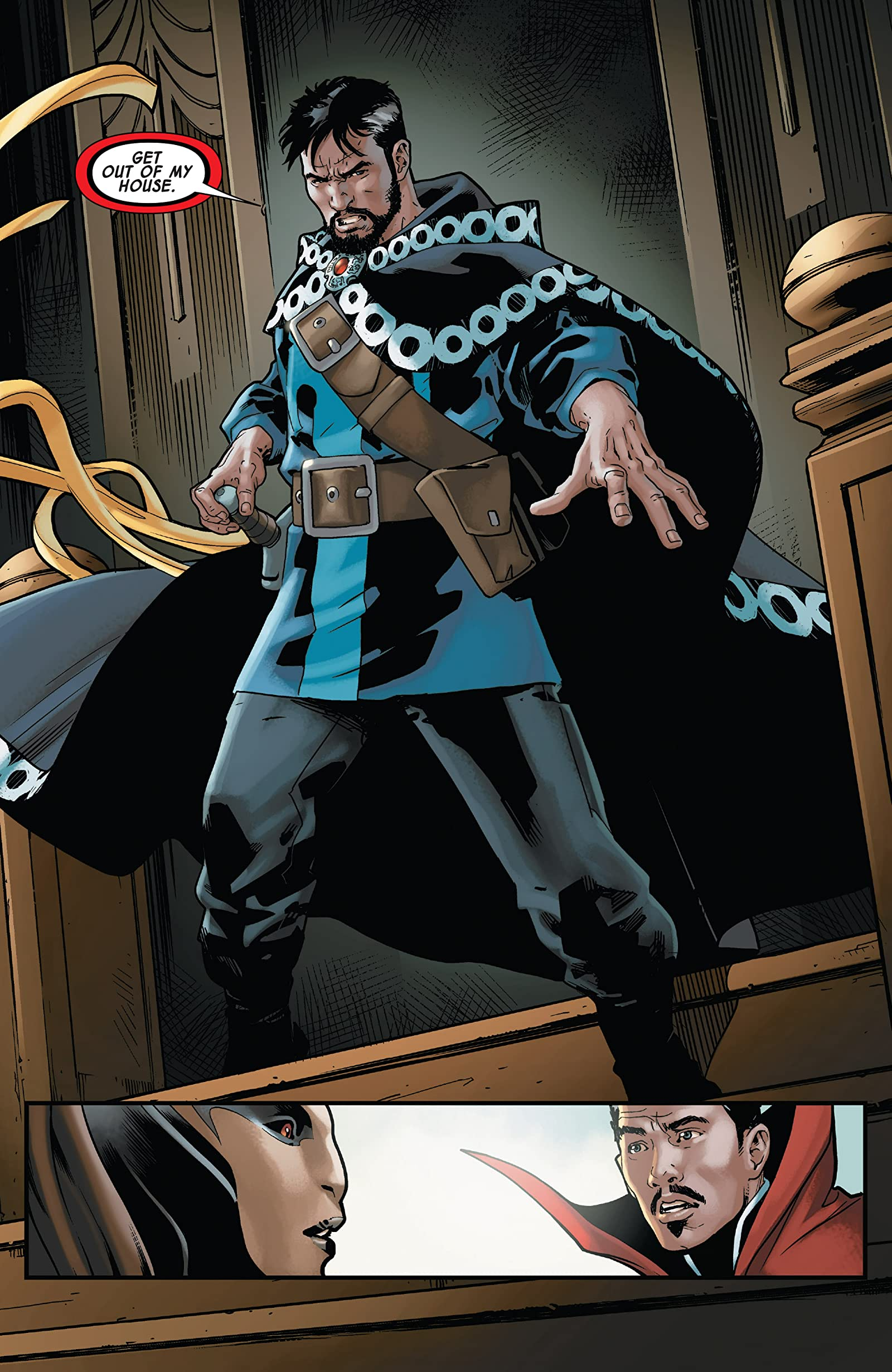 DOCTOR STRANGE BY MARK WAID TPB VOL 2 REMITTANCE REPS 6-11