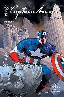 Captain America (2002-2004) No.17