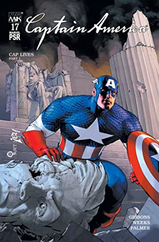 Captain America (2002-2004) No.17