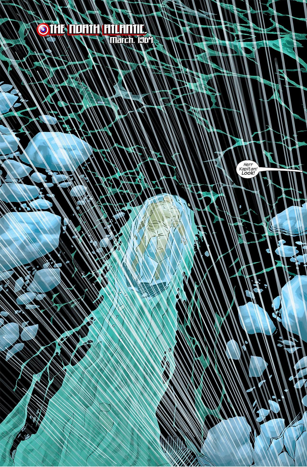 Captain America (2002-2004) #17