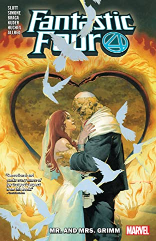 Fantastic Four Tome 2: Mr. And Mrs. Grimm